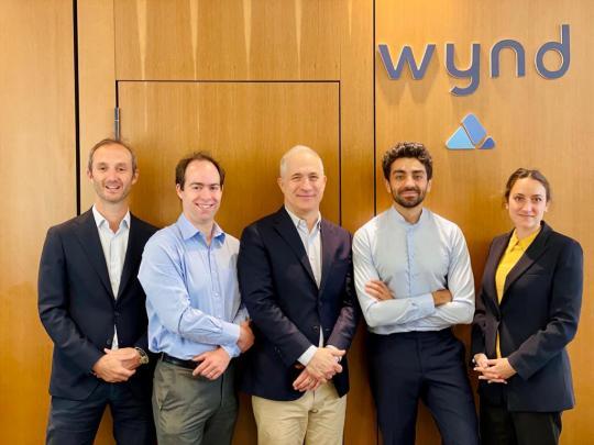 Equipe Wynd & Symag